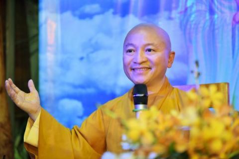 TT. Thích Nhật Từ thuyết giảng tại lễ vía Phật A Di Đà chùa Thiên Chánh - Tân Phú