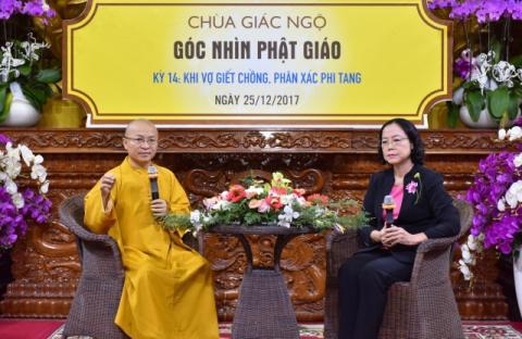 Chùa Giác Ngộ: Chương trình Góc nhìn Phật giáo kỳ 14: Khi vợ giết chồng phân xác phi tang