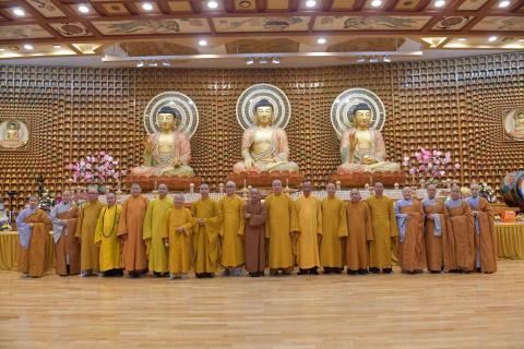 Chính Thức Ra Mắt Đạo Tràng Đạo Phật Ngày Nay Tại Hàn Quốc Và Khởi Động Dự Án Kiến Tạo Chùa Việt Tại Seoul