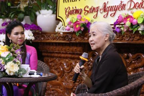 Chùa Giác Ngộ: Khóa tu ''Tuổi Trẻ Hướng Phật'' lần thứ 17