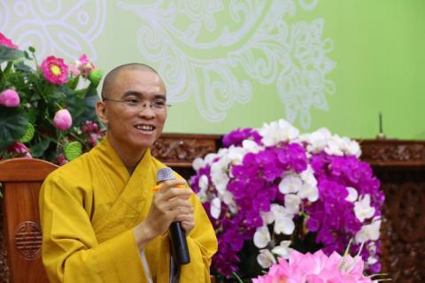 Chùa Giác Ngộ: Khóa tu Tuổi Trẻ Hướng Phật lần thứ 14