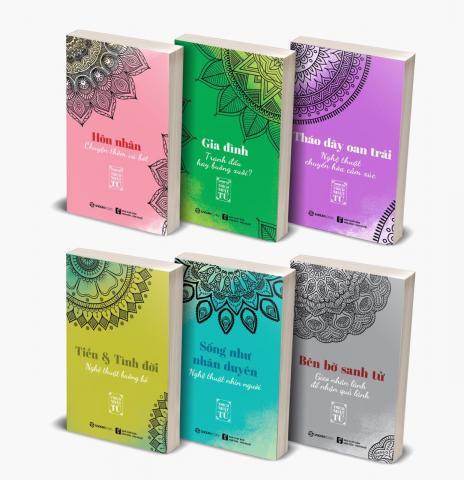 Đón đọc 6 quyển sách mới của TT. Thích Nhật Từ