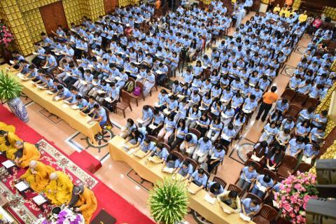 Chùa Giác Ngộ: Khóa tu Tuổi Trẻ Hướng Phật lần thứ 21