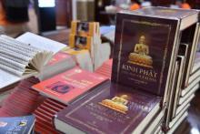 Tổng kết hoạt động ấn tống Kinh sách, máy nghe pháp năm 2020