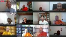 Mở cơ hội học Phật pháp cho Tăng Ni, Phật tử Việt Nam qua buổi giới thiệu chương trình học của Đại học Kelaniya