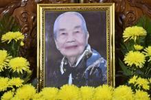 Chùa Giác Ngộ tụng kinh cầu siêu cho mẹ Việt nam anh hùng Nguyễn Thị Ngon