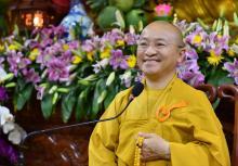 Hơn 400 Phật Tử Tham Dự Lễ Quy Y Tam Bảo Mùng 9 Tháng Giêng Tại Chùa Giác Ngộ, Ngày 24-02-2018