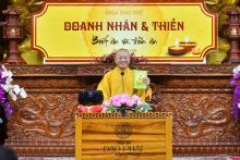 """Khóa tu """"Doanh nhân và Thiền"""" lần 2 Chủ đề: """"Biết ơn và đền ơn"""" tại chùa Giác Ngộ"""