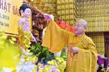 Đại lễ Phật Đản PL. 2562 - DL. 2018 Tại chùa Giác Ngộ