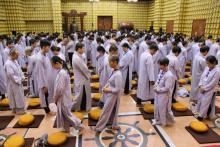 Chùa Giác Ngộ: Khóa tu Thiền lần thứ 4