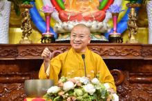 Chùa Giác Ngộ: Thiền Cho Người Bận Rộn(ngày 21-07-2018) - TT Thích Nhật Từ thuyết giảng đề tài:TÁM NỀN TẢNG CHÁNH NIỆM