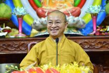 TT. Thích Nhật Từ giảng cho 160 Phật tử Quảng Nam