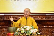 Tuổi trẻ hướng Phật lần 55, ngày 14-10-2018