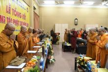 Tổng kết Phật sự 2019 của Viện Nghiên cứu Phật học Việt Nam.