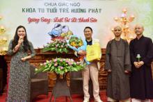 Chùa Giác Ngộ: Khóa tu Tuổi Trẻ Hướng Phật lần thứ 10