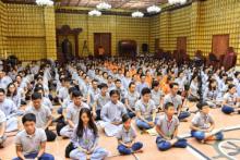 Chùa Giác Ngộ: Khóa tu Tuổi Trẻ Hướng Phật lần thứ 6