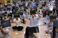 Chùa Giác Ngộ: Khóa tu 'Tuổi Trẻ Hướng Phật lần thứ 9