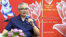 Gương Sáng 3: Giáo sư Nguyễn Khắc Thuần