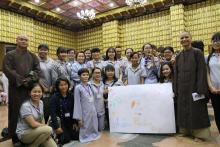 Chùa Giác Ngộ: Khóa tu Tuổi Trẻ Hướng Phật lần thứ 13
