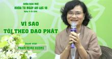 Vì Sao Tôi Theo Đạo Phật 9: Nữ doanh nhân Phạm Minh Hương