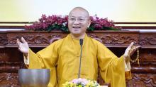 Chùa Giác Ngộ: Khoá tu Ngày An Lạc & Tuổi Trẻ Hướng Phật - lần thứ 47 (24/06/2018) Vấn đáp Phật pháp - TT. Thích Nhật Từ