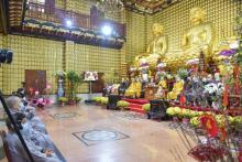 Khóa tu mở đầu cho năm Tân Sửu tại chùa Giác Ngộ