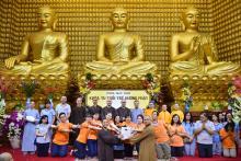 Chùa Giác Ngộ: Khóa tu ''Tuổi Trẻ Hướng Phật'' lần thứ 21