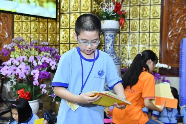 Ươm mầm, nuôi lớn tâm linh cho trẻ thơ