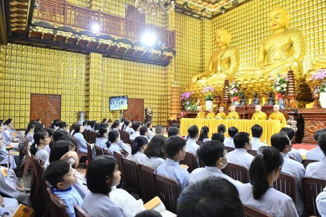 Chùa Giác Ngộ: Ngày chính thức trở thành con Phật
