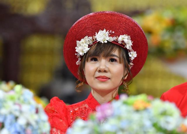 Lễ Hằng thuận của cặp đôi Trương Hồng Minh - Tạ Thị Ngọc Thúy