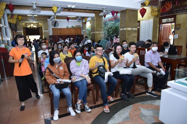 544 người tham gia hiến máu nhân đạo tại chùa Giác Ngộ (HM38)