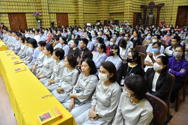 Chùa Giác Ngộ: Hơn 600 Hồ Sơ Đăng Ký Hiến Mô, Tạng, Hiến Xác Trong Năm 2020