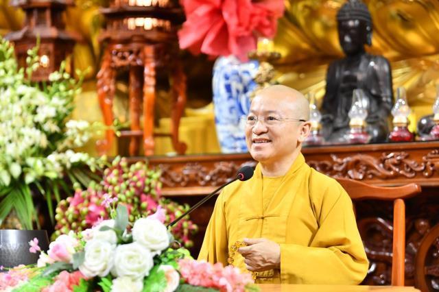 Trường hạ chùa Kỳ Viên.