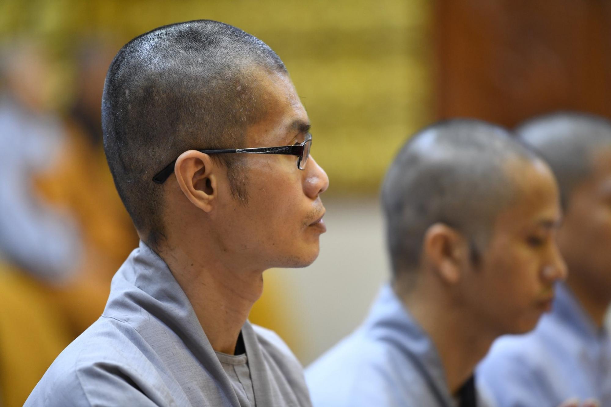 Lễ Xuất gia cho 11 Phật tử vào Rằm tháng 7 Kỷ Hợi (15-08-2019) tại Chùa Giác Ngộ