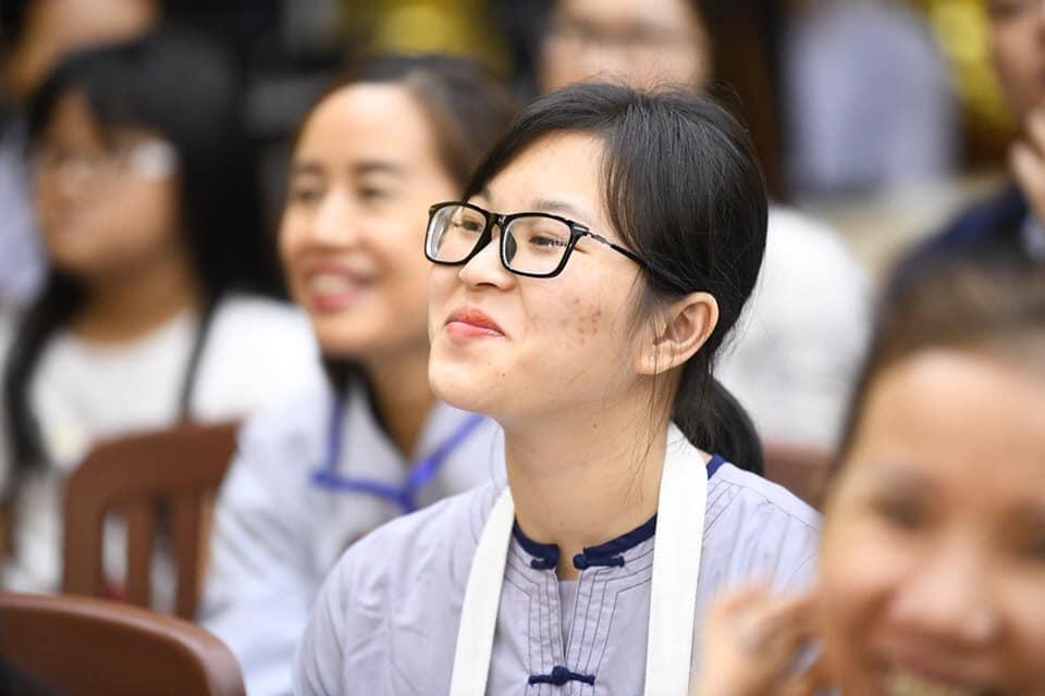 Khóa tu thiền Tứ Niệm Xứ, ngày 11-8-2019.