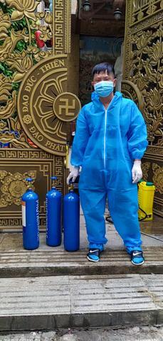 Kịp… Kịp gần 200 bình oxy để cứu lấy sự sống khi cái chết cận kề