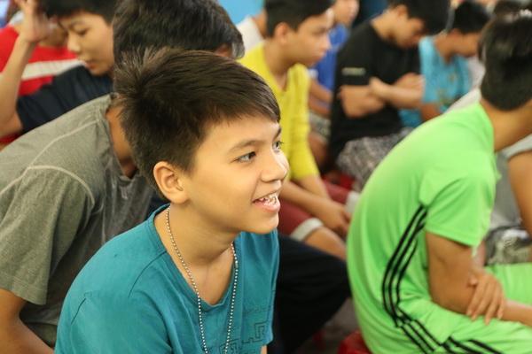 """""""Quà Tết Yêu Thương"""" cho Trẻ em tại Trung tâm Giáo dục dạy nghề Thiếu Niên TP.HCM (C149)"""