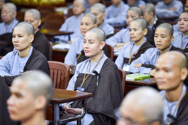 Giới luật trong Phật giáo - NS. Liễu Pháp
