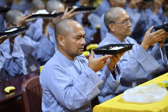 Lễ bế mạc khóa tu Xuất Gia Gieo Duyên lần 8 tại chùa Giác Ngộ