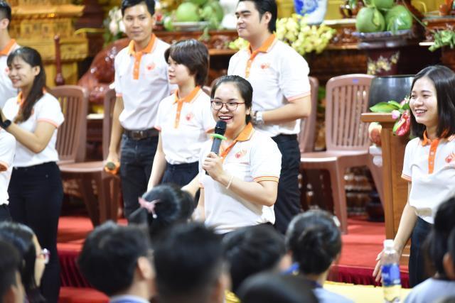 Chùm ảnh: Khóa tu Tuổi trẻ hướng Phật ngày 15/11/2020