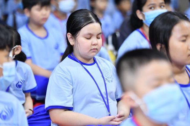 Khóa tu Búp Sen Từ Bi: Những bài đạo đức nhỏ góp nhặt nên nhân cách lớn