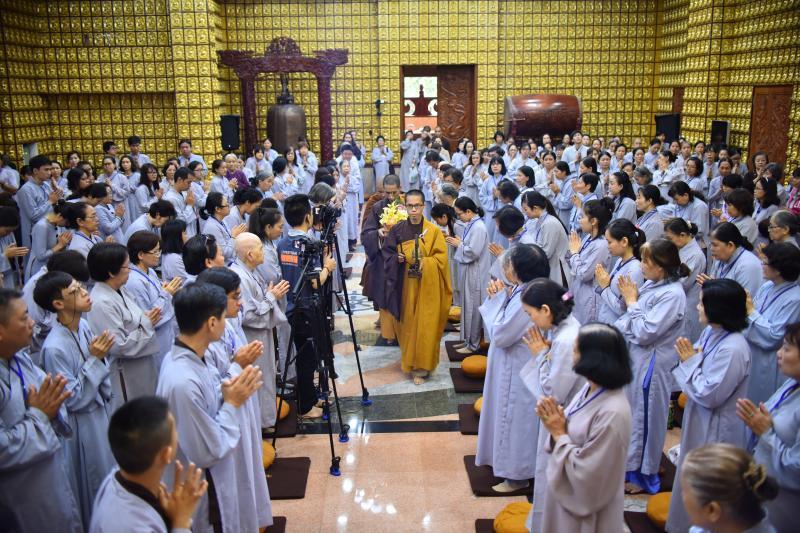 Chùa Giác Ngộ: Khóa tu Thiền lần thứ 13