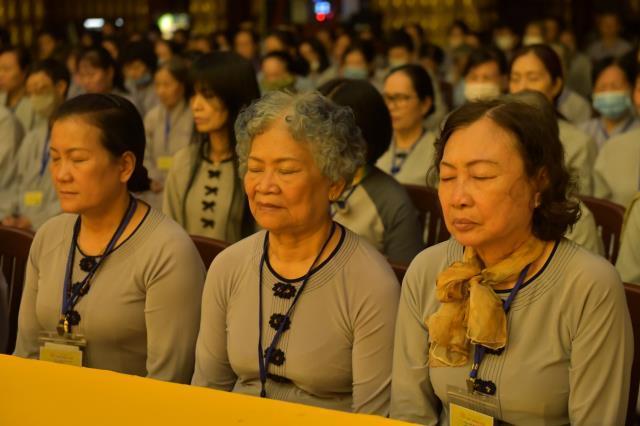 Khóa tu Ngày An Lạc: Âm hưởng của Ngày Phật thành đạo
