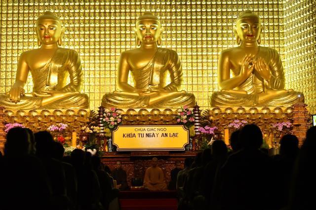 """Dừng lại một chút... cùng tham dự """"Ngày An Lạc"""" tại chùa Giác Ngộ"""
