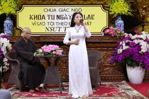 Vì Sao Tôi Theo Đạo Phật 22: NSƯT. Thoại Mỹ