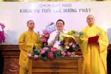 Chùa Giác Ngộ: Khóa tu Tuổi Trẻ Hướng Phật lần thứ 11