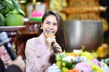 """Khóa tu Tuổi Trẻ Hướng Phật: Khách mời ca sĩ Thủy Tiên với Talk show """"Vì sao tôi theo đạo Phật"""""""