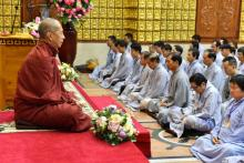 Chùa Giác Ngộ: Khóa tu Thiền lần thứ 3