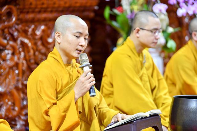 Khóa tu Tuổi trẻ hướng Phật: Vấn đề sức khỏe của tâm