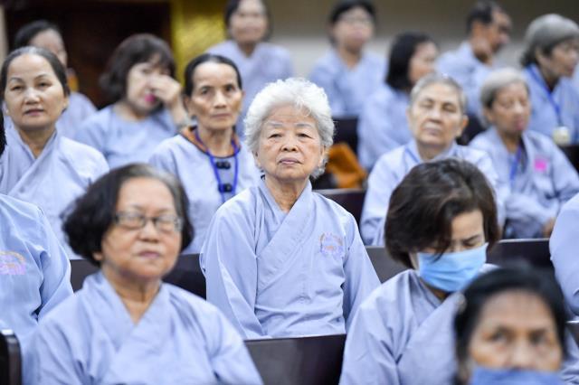 Khóa tu Ngày an lạc: TT. Nhật Từ nói về 7 bài học từ cuộc đời và đạo nghiệp của Phật hoàng Trần Nhân Tông